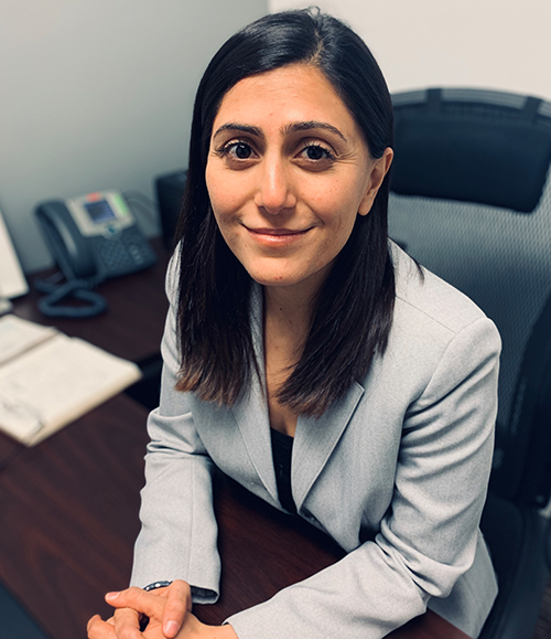 Dr. Nazita Lajevardi receives grant to study attitudes toward the release of inmates during Covid-19