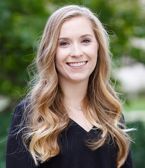 PLS PhD student Lizzie Brannon named Peace and Security Scholar Fellow
