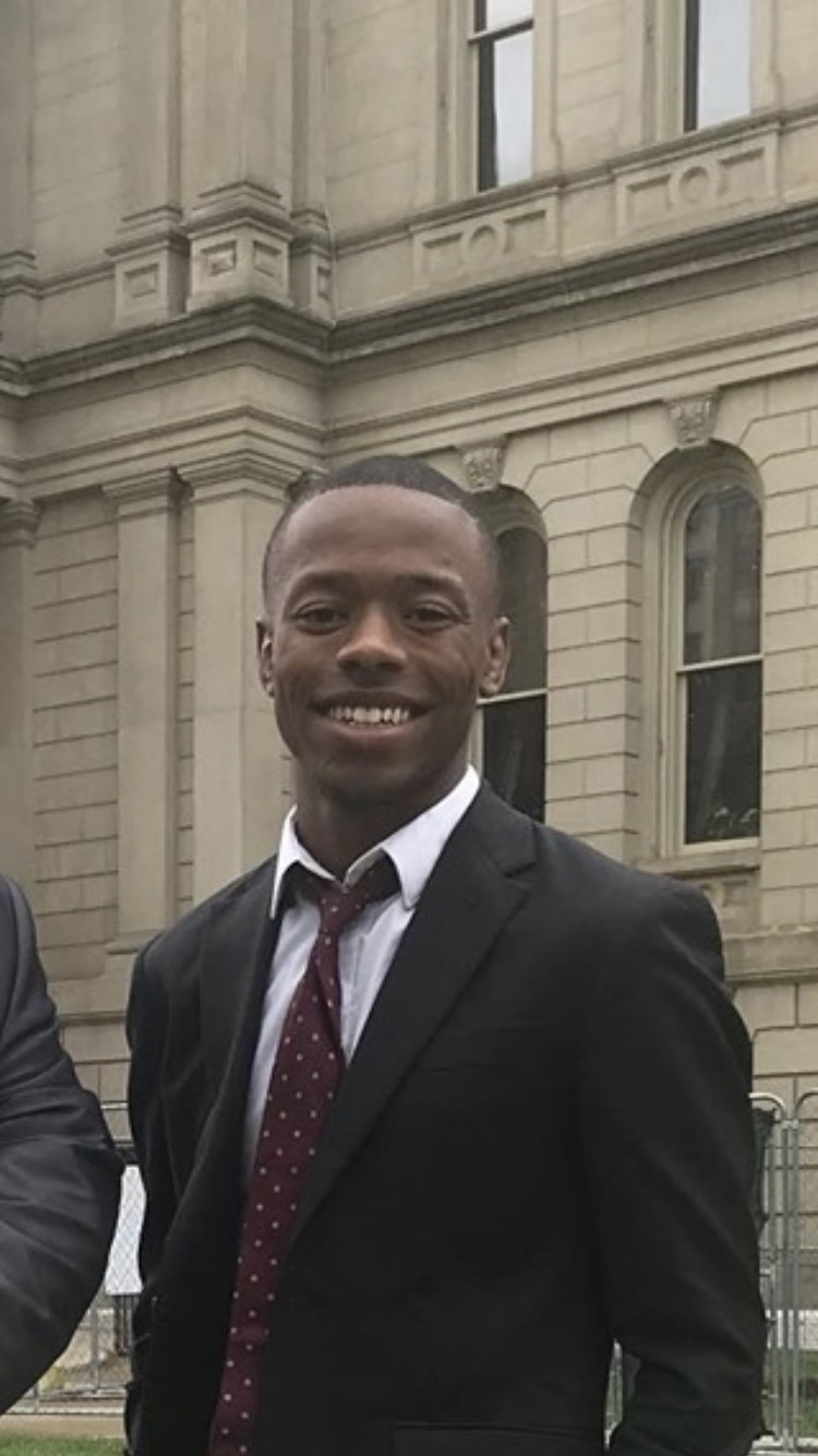 Political Science/Pres-Law Student Warren Stanfield seeking East Lansing City Council bid